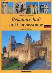 Connaitre carcassonne (all) - Couverture - Format classique