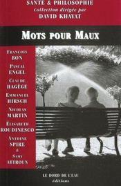 Mots Pour Maux - Intérieur - Format classique