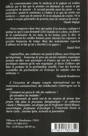 Mots Pour Maux - 4ème de couverture - Format classique