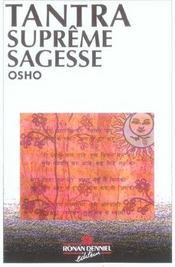 Tantra Supreme Sagesse - Intérieur - Format classique