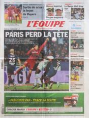 Equipe (L') N°21076 du 26/03/2012 - Couverture - Format classique