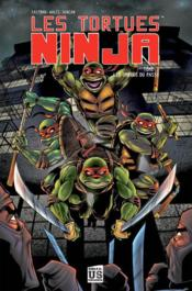 Les Tortues Ninja T.3 ; les ombres du passé - Couverture - Format classique