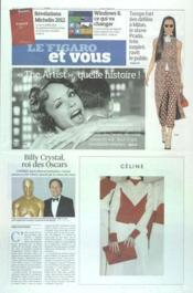 Figaro Et Vous (Le) N°21016 du 25/02/2012 - Couverture - Format classique
