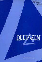 Brochure - Deltazen 300 Mg Lp - Couverture - Format classique