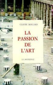 Passion De L'Art (La) - Couverture - Format classique