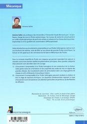 Introduction aux ecoulements compressibles et aux fluides heterogenes - 4ème de couverture - Format classique