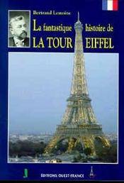 La Fantastique Histoire De La Tour Eiffel - Intérieur - Format classique