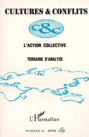 Action Collective (L') Terrains D'Analyse - Couverture - Format classique