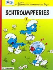 Schtroumpferies t.1 - Intérieur - Format classique