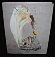 Nepal - Couverture - Format classique
