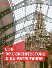 La cité de l'architecture et du patrimoine - Intérieur - Format classique