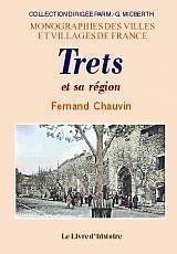 Trets Et Sa Region - Couverture - Format classique
