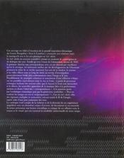 Sons et lumieres - 4ème de couverture - Format classique