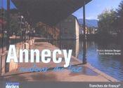 Annecy, autour du lac - Intérieur - Format classique
