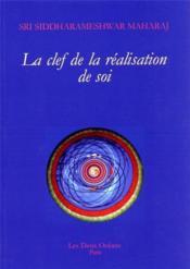 Clef De La Realisation De Soi (La) - Couverture - Format classique