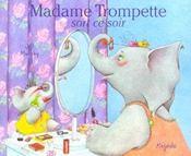Madame Trompette sort le soir - Intérieur - Format classique