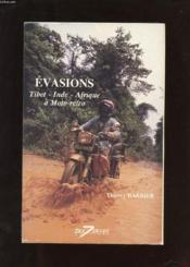 Evasions - Couverture - Format classique