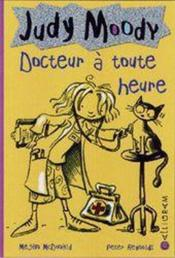 Docteur A Toute Heure - Couverture - Format classique