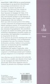 L'Ame Des Sons - 4ème de couverture - Format classique