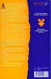 Andre martin ; ecrits sur l'animation - 4ème de couverture - Format classique