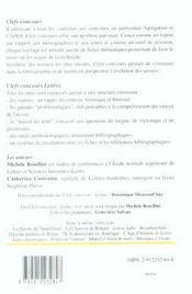 Cyrano De Bergerac - 4ème de couverture - Format classique