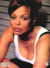 Janet jackson - 4ème de couverture - Format classique