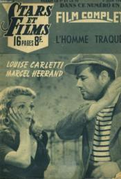 Stars Et Films - L'Homme Traque - N°3 - Couverture - Format classique
