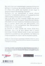 La main invisible des puissances ; les européens face à la guerre économique (2e édition) - 4ème de couverture - Format classique
