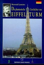La Fantastique Histoire De La Tour Eiffel - Couverture - Format classique