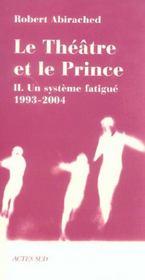 Le Theatre Et Le Prince 2 - Intérieur - Format classique