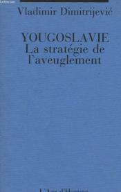 Yougoslavie - Couverture - Format classique