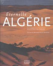 Éternelle algérie - Intérieur - Format classique