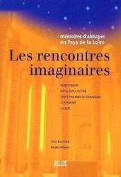 Les rencontres imaginaires - Couverture - Format classique