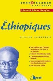 Ethiopiques - Senghor - Couverture - Format classique