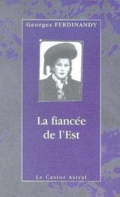 Fiancee De L'Est (La) - Couverture - Format classique