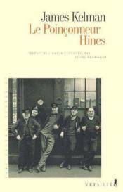 Le poinçonneur Hines - Couverture - Format classique