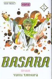 Basara t.4 - Intérieur - Format classique