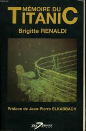 Memoires Du Titanic - Couverture - Format classique