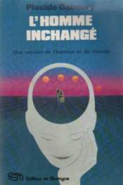Homme Inchange (Mortagne) - Couverture - Format classique