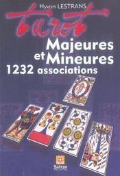 Tarot - majeures et mineures 1232 assoc. - Intérieur - Format classique