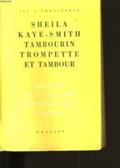 Tambourin Trompette Et Tambour. - Couverture - Format classique