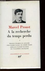 A La Recherche Du Temps Perdu 1 - Couverture - Format classique