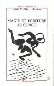 Magie Et Ecriture Au Congo - Intérieur - Format classique