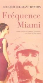 Frequence Miami - Couverture - Format classique