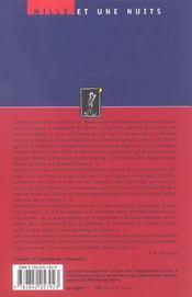 Metaleurop - 4ème de couverture - Format classique