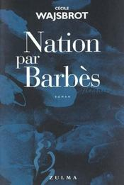 Nation Par Barbes - Intérieur - Format classique