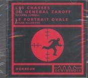 Les chasses du général Zaroff ; le portrait ovale - Couverture - Format classique