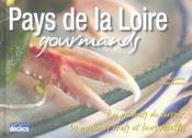 Pays De La Loire Gourmands - Intérieur - Format classique