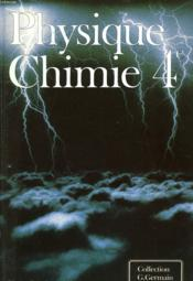 Physique 4e - Couverture - Format classique