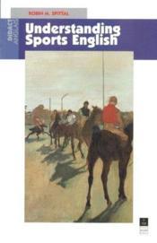 Understanding sport english - Couverture - Format classique